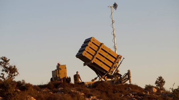 Israel lanza ataques aéreos contra la Franja de Gaza