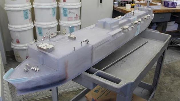 La Marina de EE.UU. experimentará con impresoras 3D