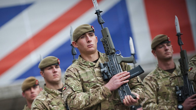 """El Reino Unido enviará 150 soldados para """"proteger"""" las Malvinas"""