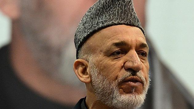 Afganistán, abonada a la violencia: Karzai culpa a la OTAN tras 11 años de ocupación