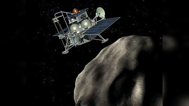 """Rusia con un """"pie"""" en Marte"""