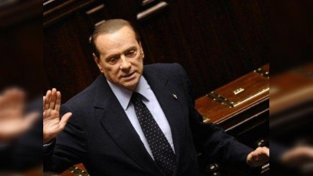 Italia dice 'ciao' a Berlusconi