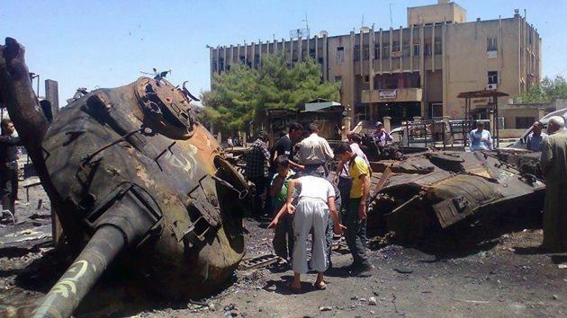 La manipulación mediática: una de las armas más eficaces en las revueltas árabes