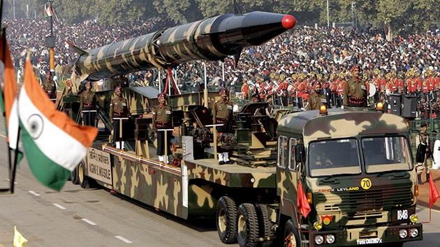 La India prueba con éxito su misil balístico de capacidad nuclear Agni-1