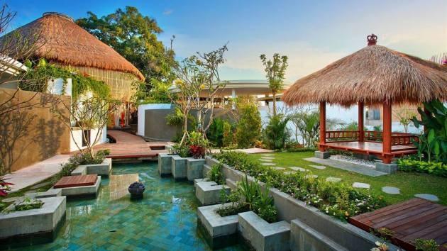 Compra histórica: venden una villa en Bali por más de 500.000 dólares en bitcoines