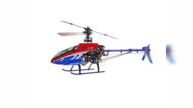 Interceptaron un helicóptero radiodirigido con drogas en una prisión rusa