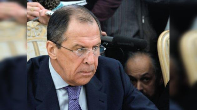 Lavrov: la planta de Busher responde a todas las normas de seguridad