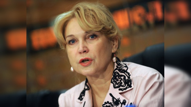 Una actriz rusa declara que en Francia  maltratan a su hija menor de edad