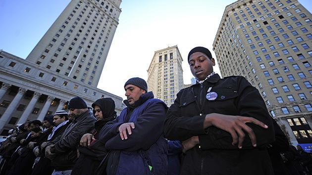 """""""Efecto escalofriante"""" de la vigilancia policial sobre los musulmanes en Nueva York"""