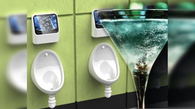 Urinarios innovadores que invitan a quedarse más tiempo en el baño