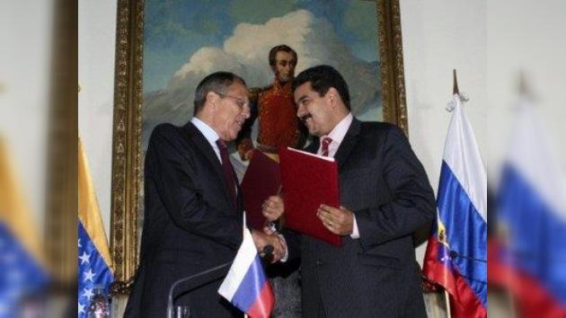 Rusia dispuesta a colocar reservas de Venezuela en el país