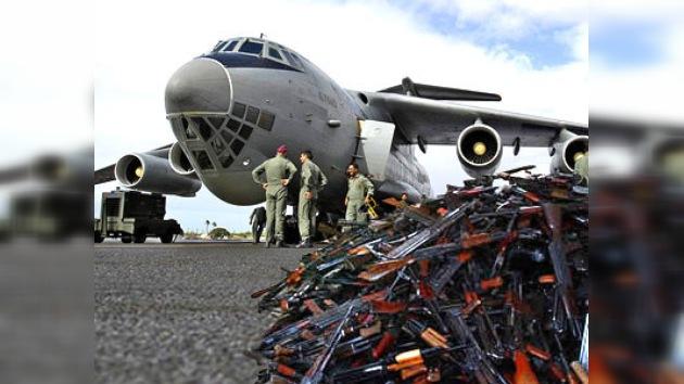 Los tripulantes del IL-76 detenido en Tailandia pueden ser ejecutados