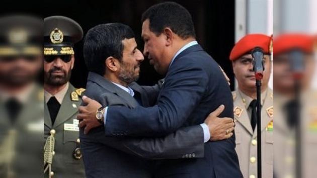 """Caracas y Teherán refuerzan su alianza """"ante la amenaza imperialista"""""""