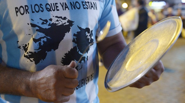 "Reino Unido trata a Argentina ""como si fuera súbdita de su imperio"""