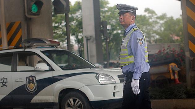 China: Un ataque terrorista con explosivos deja al menos 31 muertos y 94 heridos