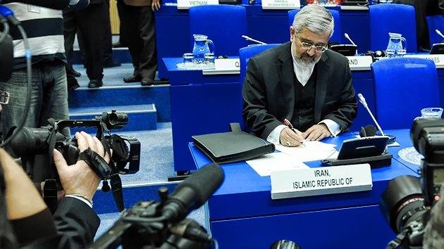 Irán develará su programa nuclear ante el mundo