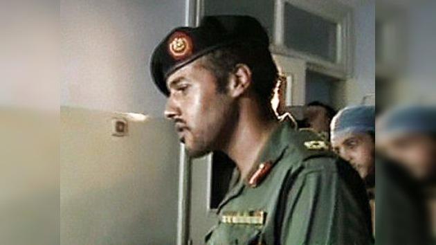 ¿Khamis Gaddafi resucitó?