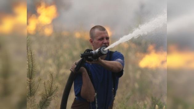 Alerta por los incendios en Rusia