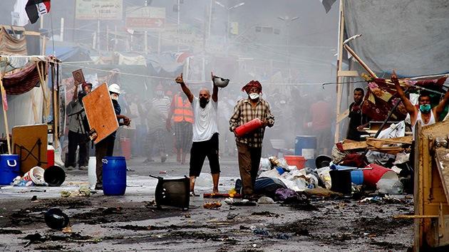 La violencia de Egipto parte a Oriente Medio