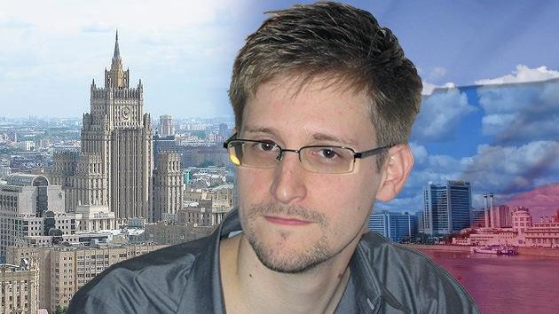 """Caso Snowden: """"El Gobierno ruso ha demostrado mucha valentía con lo que ha hecho"""""""