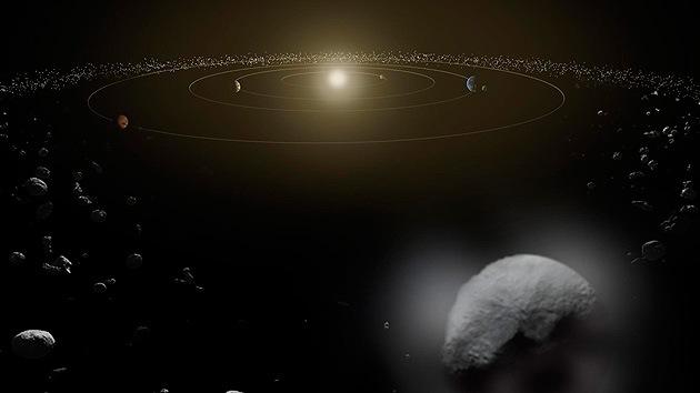 Durante la última década la Tierra ha chocado con 26 asteroides