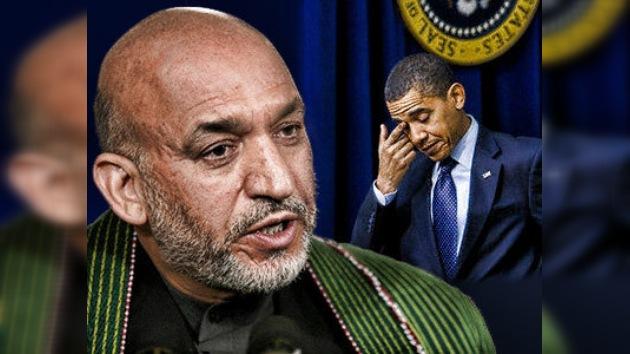 """Presidente afgano desea """"diálogo sincero"""" con EE. UU."""