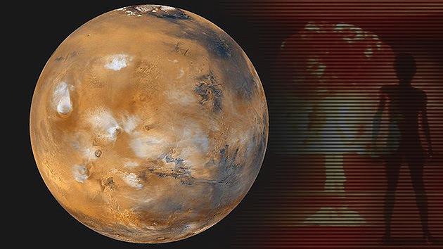 Físico asegura que alienígenas aniquilaron civilización marciana con bombas nucleares