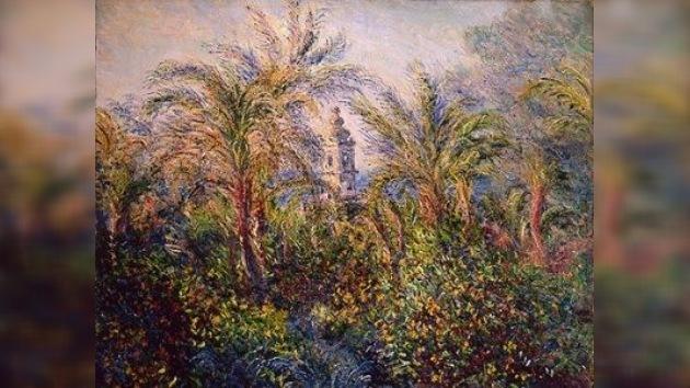 Claude Monet: récord de popularidad