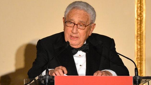 """Kissinger sobre Ucrania: """"Occidente debe reconocer que ha cometido un error"""""""