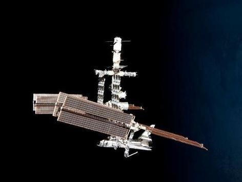 La Estación Espacial Internacional, más completa que nunca