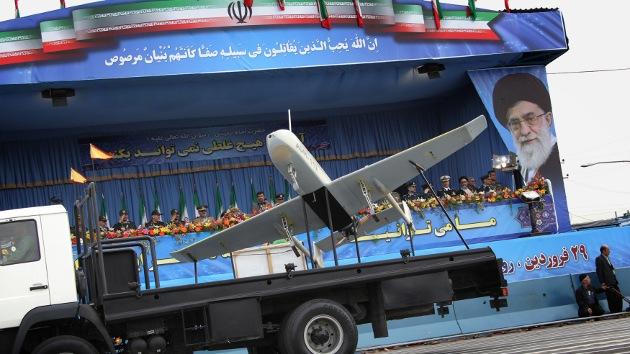 Irán presentará su último avión no tripulado de desarrollo nacional a finales de mayo