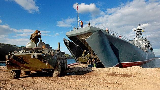 Rusia estudia crear ejércitos de reserva formados por voluntarios