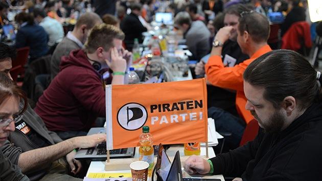 """El Partido Pirata de Alemania acusa al Gobierno de espionaje con software """"inconstitucional"""""""