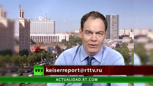 Keiser Report en español. Oro vs. papel moneda (E306)