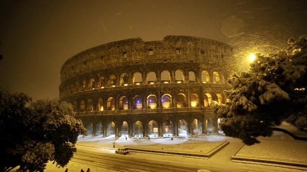 Arqueólogos 'le ponen' muchos más años a Roma