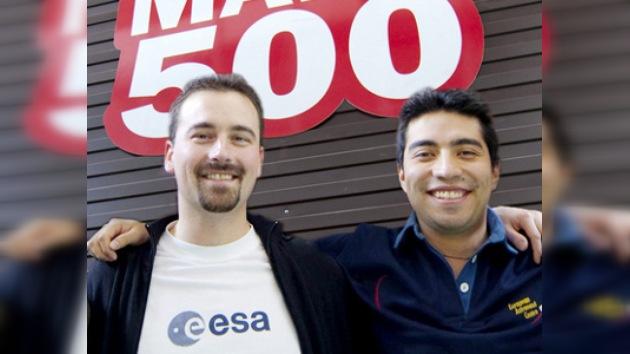 El vuelo imitado a Marte ya tiene participantes