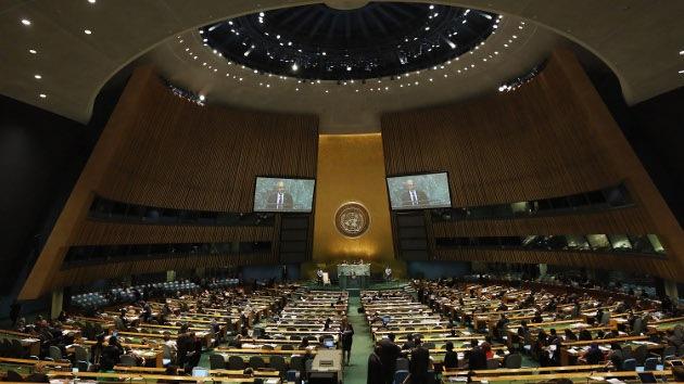 La ONU aprueba una resolución que condena la intolerancia racial y religiosa