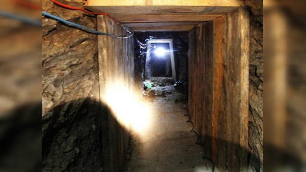 Historias del subsuelo: descubren otro tunel entre México y EE. UU.