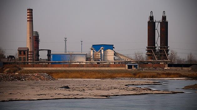 La ecología 'hace agua' en China: Casi el 60% del suministro subterráneo está contaminado