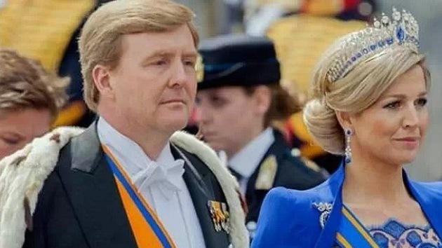 Memes de la reina Máxima de Holanda ante el partido contra Argentina