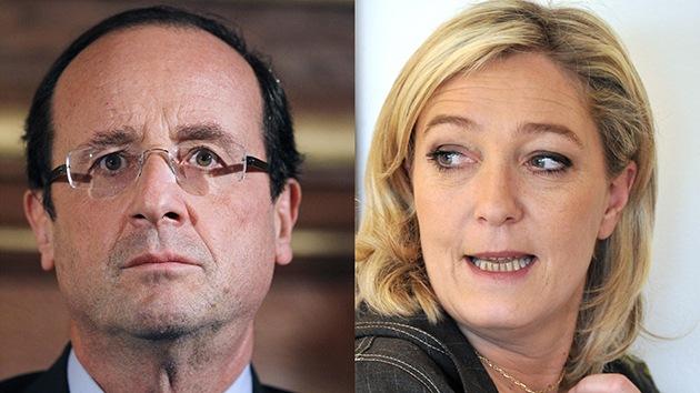"""Le Pen: """"El caso de los Mistral deja claro que Francia es un títere de EE.UU."""""""