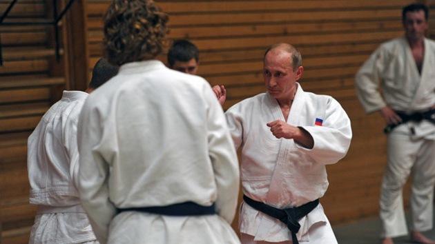 """Diplomático ruso al primer ministro australiano: """"Putin es luchador de judo"""""""