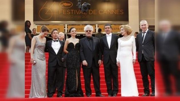 Almodóvar estrena su nueva película en Cannes