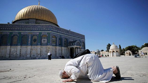 Israel, decidido a sustituir la mezquita Al Aqsa de Jerusalén por un templo judío