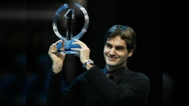 Federer se coronó campeón del ATP World Tour 2009