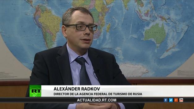 Entrevista con Alexánder Radkov, Director de la Agencia Federal de Rusia de turismo