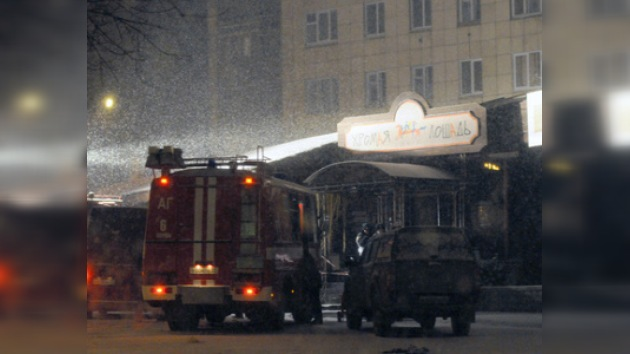El Gobierno ruso descarta que la explosión en Perm es un ataque terrorista