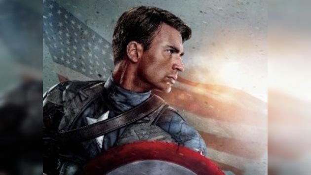 El Capitán América regresa a las pantallas mundiales