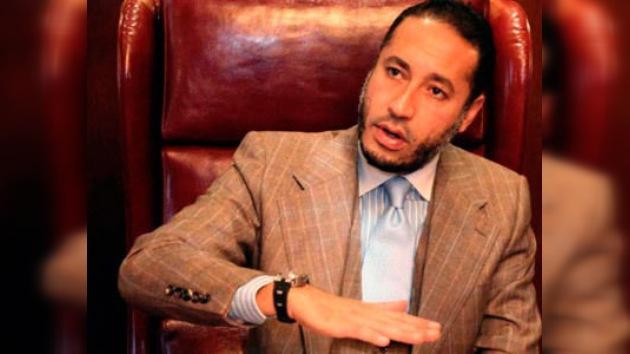 Níger se niega a extraditar a un hijo de Gaddafi