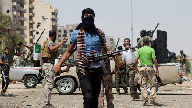 """Niños muertos, """"un método mercadológico de los rebeldes sirios"""""""